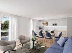 Résidence - Le Domaine du Marronnier - Lot 5 - 3.5 pièces au 2e étage